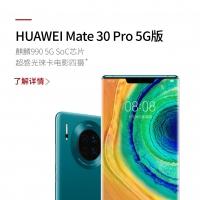 raybet电竞Mate30 Pro 5G版